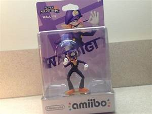 Fan Makes Custom Waluigi Amiibo Nintendo Everything