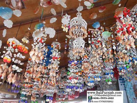 mb  sea shell chimes mobiles bali indonesia