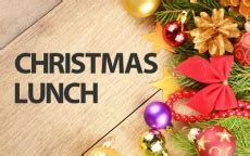 Image result for christmas lunch clipart