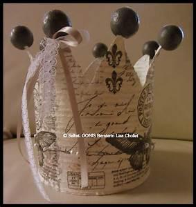 Basteln Mit Blechdosen : b chsenkronen bastelideen krone basteln blechdosen basteln und blechdosen ~ Orissabook.com Haus und Dekorationen