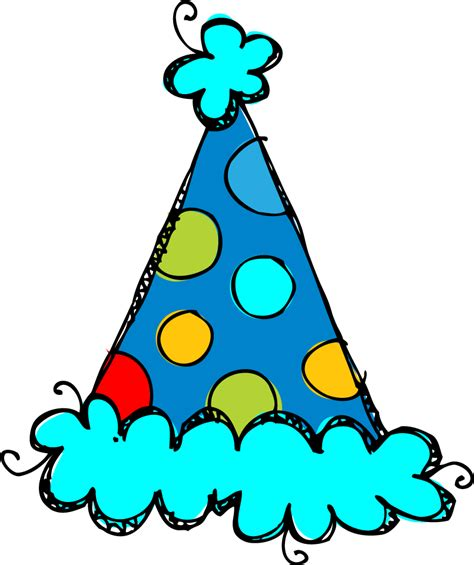 Birthday Hat Clipart Birthday Hat Png Clipart Best