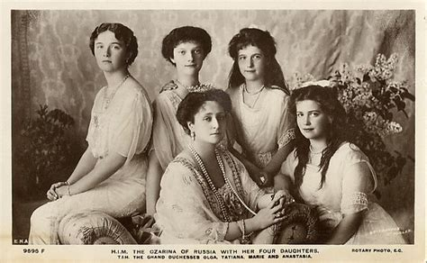 Russian Royalty Sisters