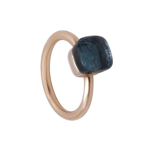 anello nudo pomellato anello pomellato nudo petit ring mis 14 pomellato