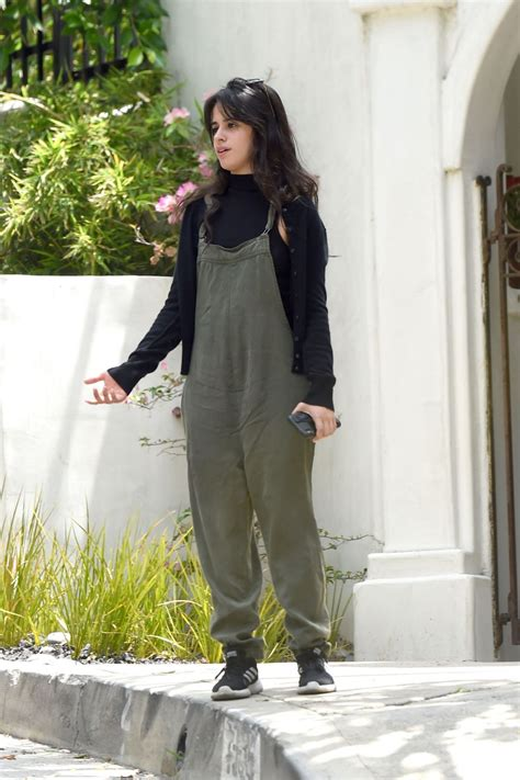 Camila Cabello Out About Los Angeles