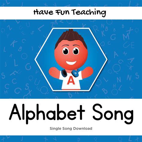 alphabet song official alphabet  video   fun