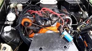 Reliant Scimitar Se5a 3 0 Essex V6 Tubular Manifold Engine