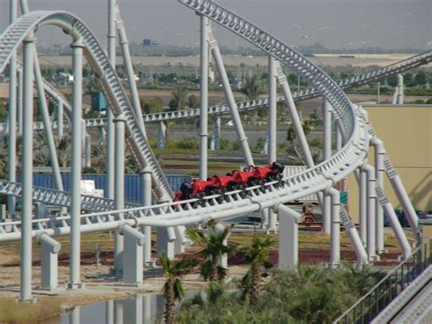 1 Formula Rossa by Roller Coaster Of The Day Formula Rossa World