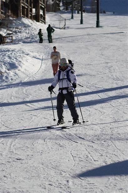 Skiing Valley Deer Ski Skier Resort Fun