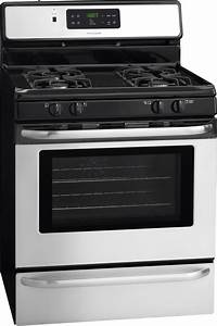 Frigidaire Ffgf3024rs 30 Inch Freestanding Gas Range With Even Bake Oven  Storage Drawer  Self