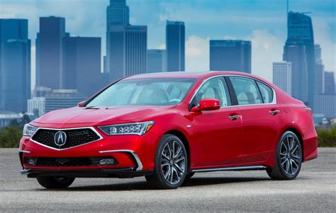 Acura Rlx Redesign 2020 by Acura 2020 Rlx Redesign Review Feature Release Date