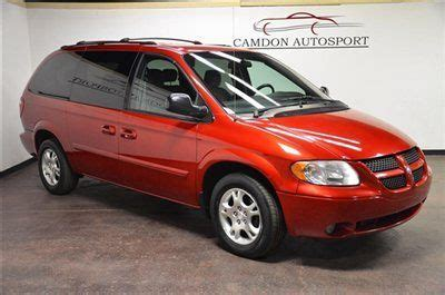 how to sell used cars 2004 dodge caravan navigation system sell used 2004 dodge grand caravan sxt in raleigh north carolina united states for us 4 850 00