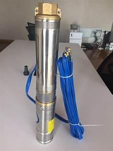 Tenaga Surya Pompa Submersible Listrik Dengan Tenaga Surya