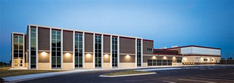 Tuttle High School - Wallace Engineering