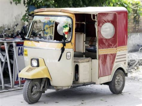 Taxi, Rickshaw Services On The Rise