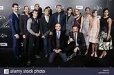 Hollywood, Ca. 3. April 2017. Henry Garrett, James Parks ...