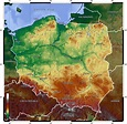 Geography of Poland - Wikipedia