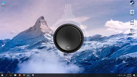 Wallpaper Engine Audio Visualizer Showcase #2 Updated