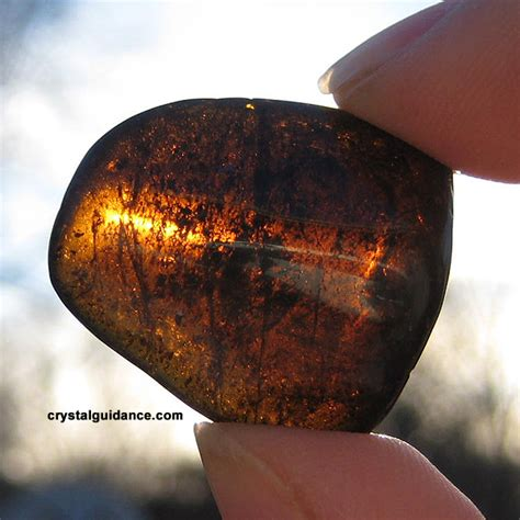 crystal guidance crystals  sale brown tourmaline dravite