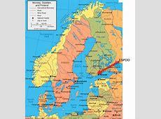 Where is Espoo, Finland? Erickson Expats