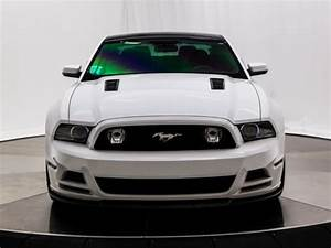 2014 Ford Mustang GT 79818 Miles Oxford White 2D Coupe 5.0L V8 Ti-VCT 32V 6-Spee for sale in ...