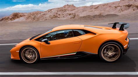 Lamborghini Huracán 2017   Lamborghini Montréal