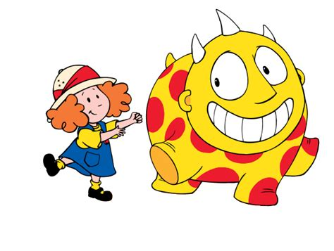 Maggie And The Ferocious Beast (png's