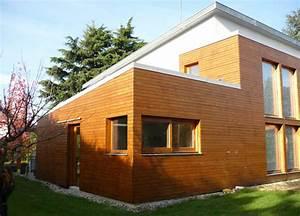 Extension Maison Bois Kit : extension bois fabien perret architecte lyon ~ Melissatoandfro.com Idées de Décoration