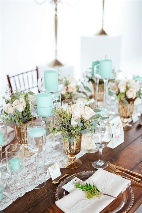 Mint Green Canada Wedding Inspiration Shoot Modwedding