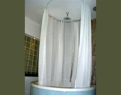 Bendable Curtain Rod For Oval Window by Shape Curtain Rod Shower Rod Abda