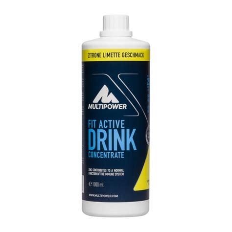 Multipower Fit Active LimetteZitrone online bei nu3 kaufen