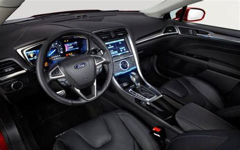 ford fusion st review price releace date specs