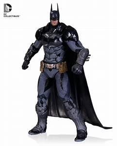 DC Reveals BATMAN ARKHAM KNIGHT FLASH ARROW Toys And