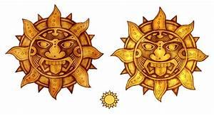 Sun - the Incas by Stoupa on DeviantArt