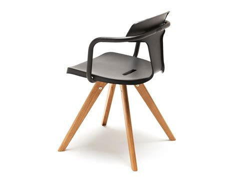 chaise en acier t14 chaise en acier inoxydable et bois by tolix steel