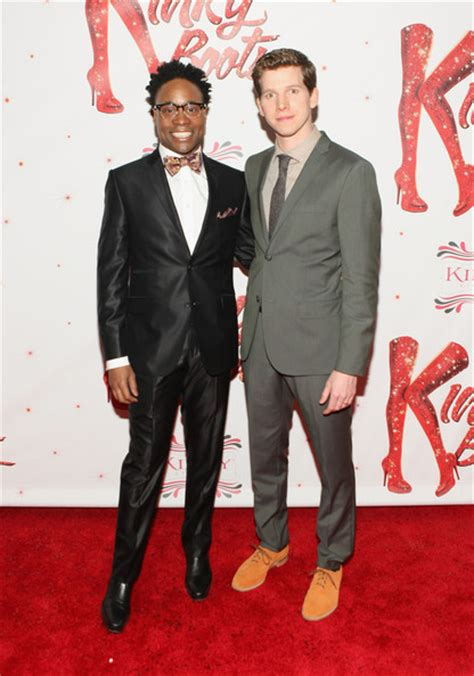 Billy Porter Pictures Media Opening For Kinky Boots