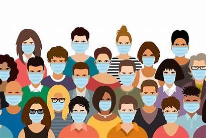 Face Mask Coronavirus Covid Masks Wearing Cartoon