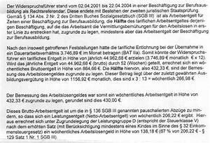 Berechnen Arbeitslosengeld : berechnung arbeitslosengeld nach referendariat ~ Themetempest.com Abrechnung