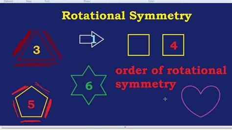 rotational symmetry youtube