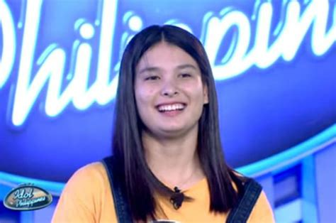 idol philippines contestant angie kristine charms