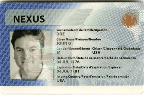 nexus application form canada canadian applying for nexus card poemview co