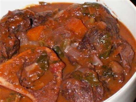 cuisiner le boeuf les meilleures recettes de jarret de boeuf