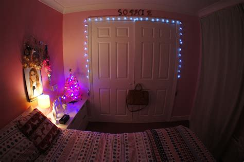 ways to decorate your bedroom with lights room decor