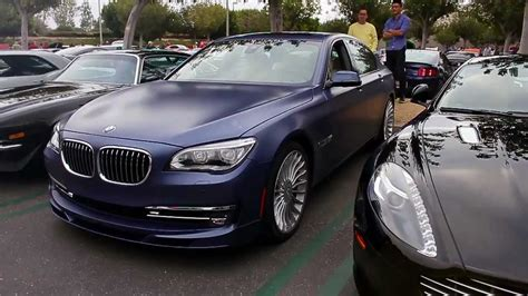 matte purple  alpina bmw   cci  youtube