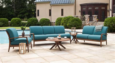 teak yorba patio furniture
