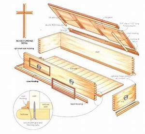 Learn How to Build a Handmade Casket - Nature and
