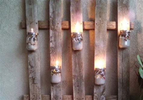 fence  lighting diy projects craft ideas