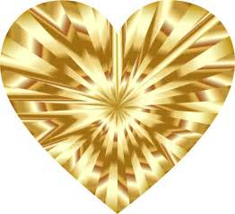 Heart Clip Art Starburst Design