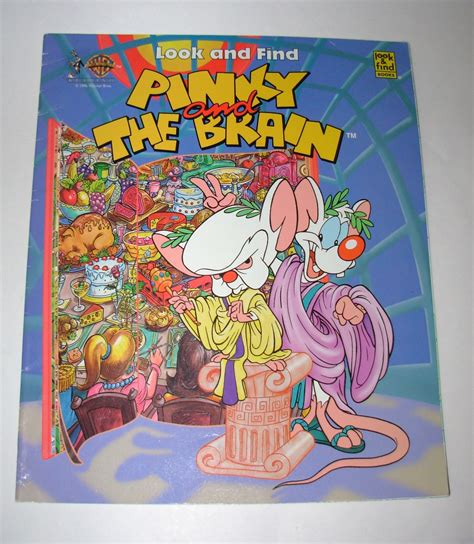 He and his siblings are the children of mother nature. Pinky and the Brain Look and Find Book Animaniacs Cartoon Characters Paperback - Children's Books