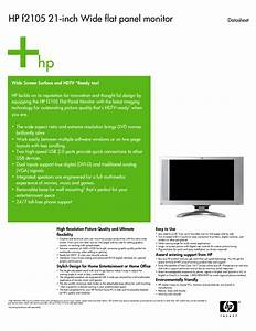 Hp F2105 Manual Pdf