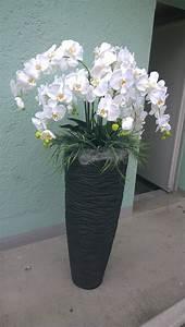Kunstblumen Orchideen Topf : knstliche orchideen fabulous orchidee kunstliche with knstliche orchideen awesome wei im ~ Whattoseeinmadrid.com Haus und Dekorationen